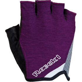 Roeckl Diaz Bike Gloves Women purple